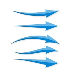 Arrow icon sign for your design vector