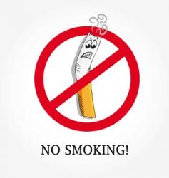 No smoke vector