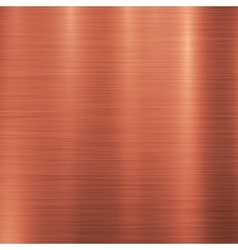 Bronze Metal Technology Background vector image vector image