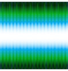 Abstract Blue And Green Background vector image