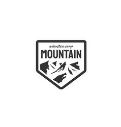 Adventure logo designs inspirations with the vector