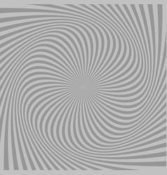 geometric swirl background - design vector image
