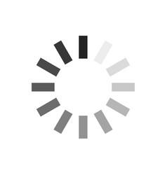 Load icon vector
