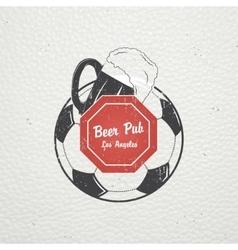 set soccer football club sport team detailed vector image
