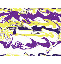 Mardi gras seamless line marble pattern vector