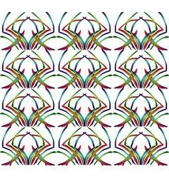 Rainbow Pattern3 vector image