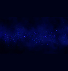 cosmos space background vector image
