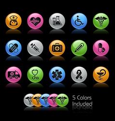 Medicine Health Care vector image vector image