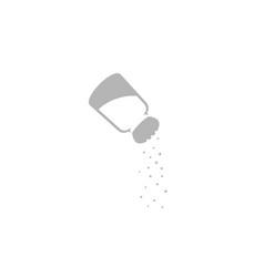 Salt shaker vector