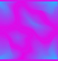 Seamless pattern liquid lines acid pink cyan vector