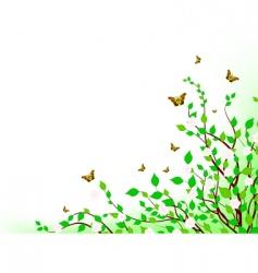 Spring inspiration vector