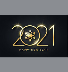 happy new year 2021 happy new year background vector image