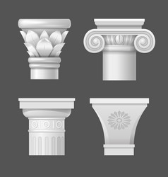 Set capitals vector