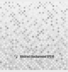 gray seamless square background vector image