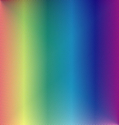 Background with colorful lines vector image vector image