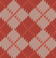 Background seamless pattern texture red vector