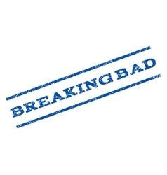 Breaking Bad Watermark Stamp vector