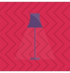 Icon of Lamps Modern Flat style vector image