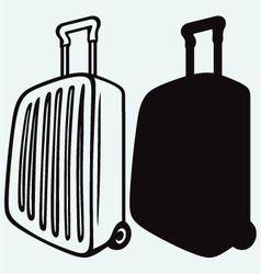 Baggage Icon EPS vector image