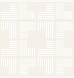 seamless pattern stripes abstract vector image