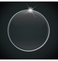 bubble vector image vector image