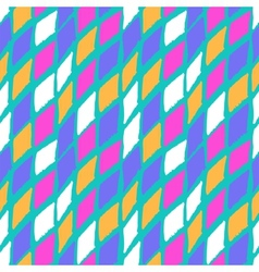seamless bold harlequin pattern vector image vector image