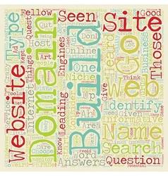 Build A Website Factors To Consider text vector