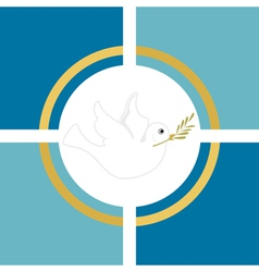 religion symbol vector image vector image