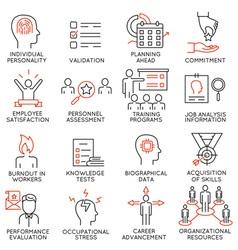 Business management strategy career progress - 48 vector