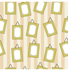 Blank pictures vector image