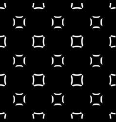 minimalist seamless pattern fashion geometric vector image vector image