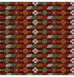 Tribal texture design vector