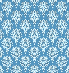 Royal wallpaper seamless floral pattern Luxury vector image vector image