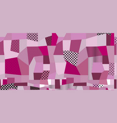 abstract colored background from dots and vector image