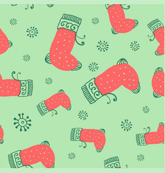abstract wrapping paper seamless pattern vector image
