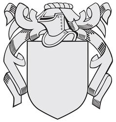 Aristocratic emblem no19 vector