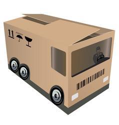 Logistic vector