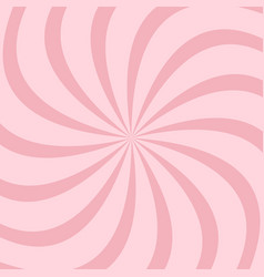 swirl background from swirling rays vector image