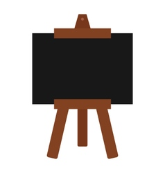 Whiteboard icon vector