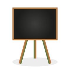 whiteboard icon vector image