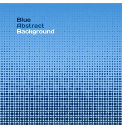 abstract blue raster background vector image