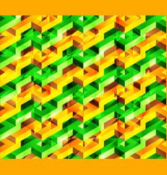 Glitch pattern vector