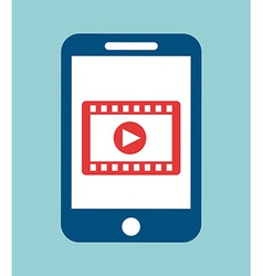 tablet design vector image