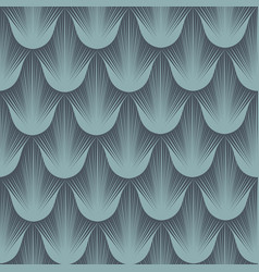 abstract geometric pattern with stripe lines vector image