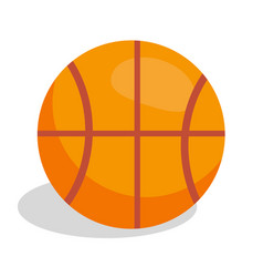 basketball soccer ball vector image