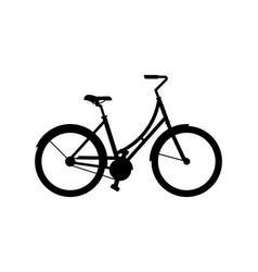 Dutch bike vector