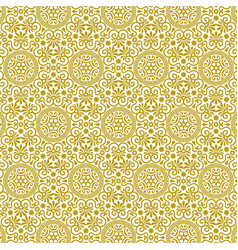 Seamless background in traditional greek style vector