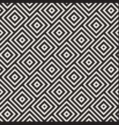 Seamless geometric pattern contemporary stylish vector