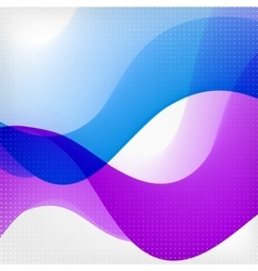 Abstract colorful line background vector image vector image
