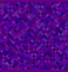 Abstract diagonal square pattern background - vector